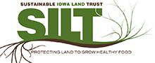 Sustainable Iowa Land Trust | SILT Logo