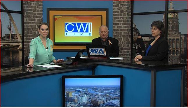 Susan Erem at CW Live