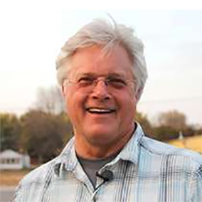 Harn Soper, founder of Sustainable Farm Partners