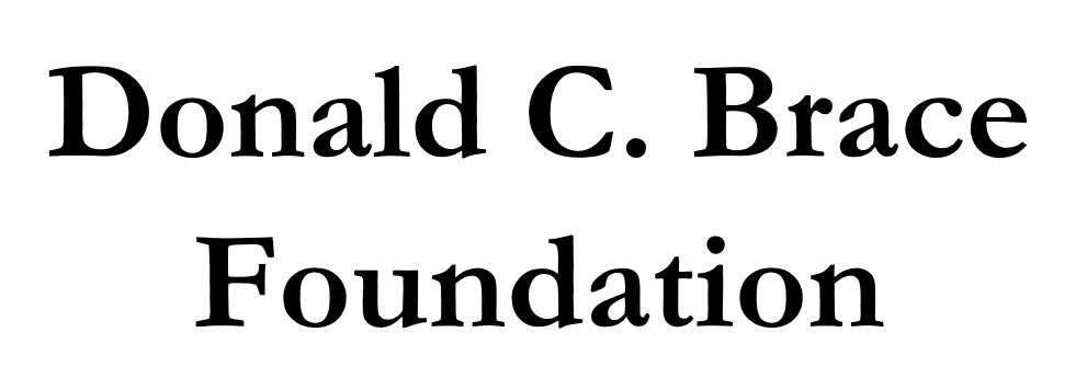 Donald C. Brace Foundation logo